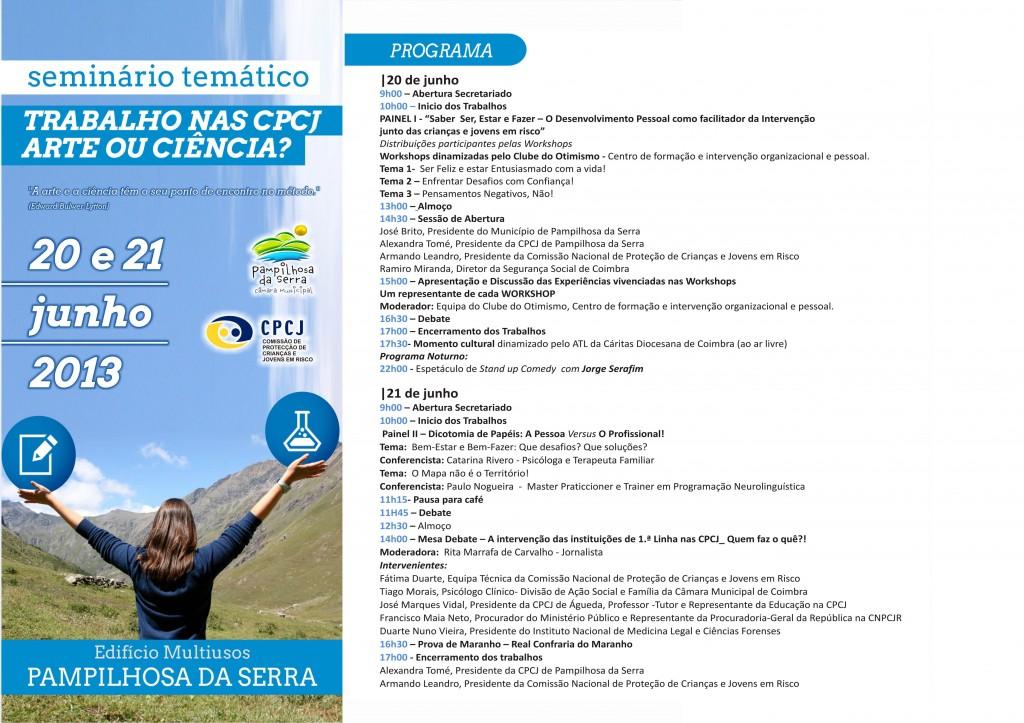 CPCJ - Programa